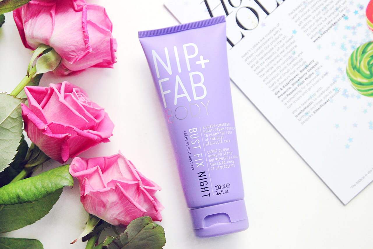 крем для бюста NIP+FAB Bust Fix Night