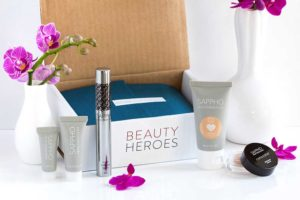 Beauty Heroes Limited Edition Makeup Discovery - Sappho