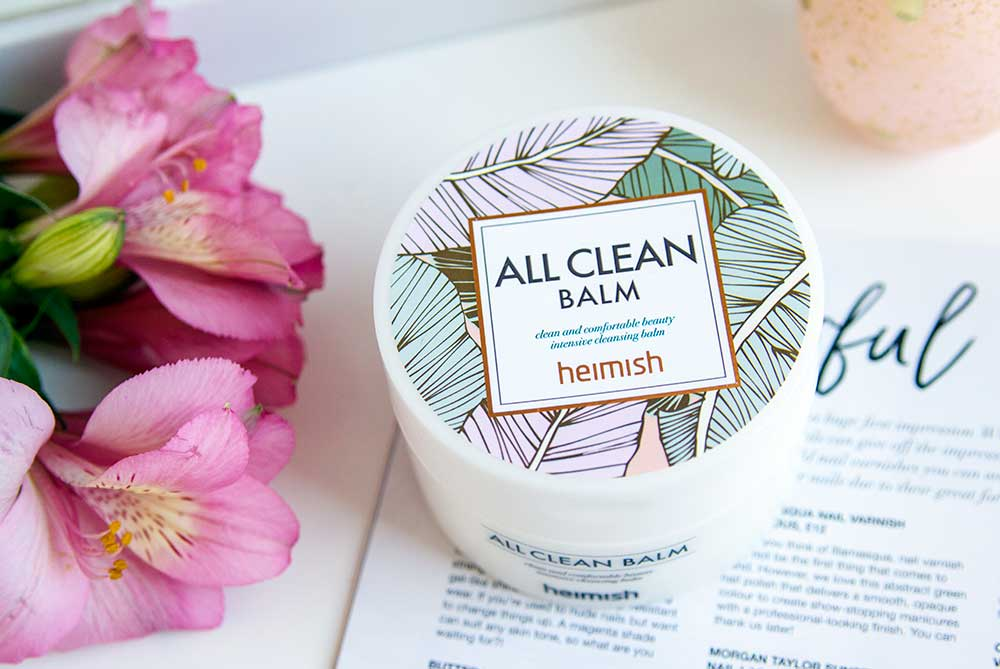 Heimish All Clean Balm отзыв