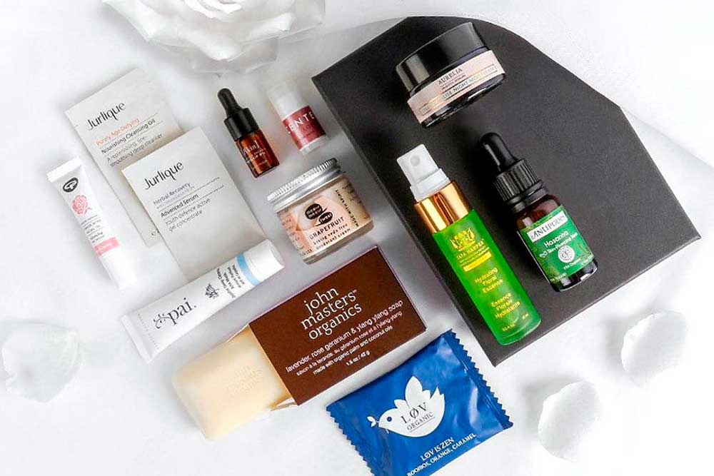Naturisimo Sensitive Soul Discovery Box наполнение