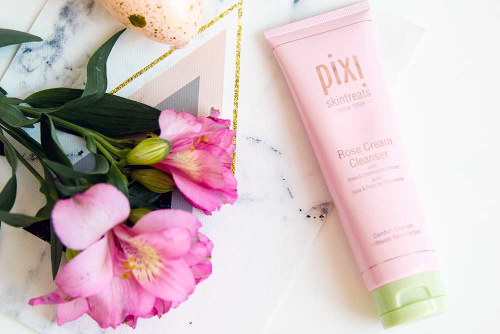 Pixi Rose Cream Cleanser отзыв