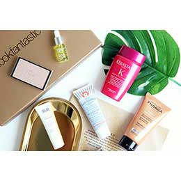 Lookfantastic Beauty Box июль 2018 отзыв