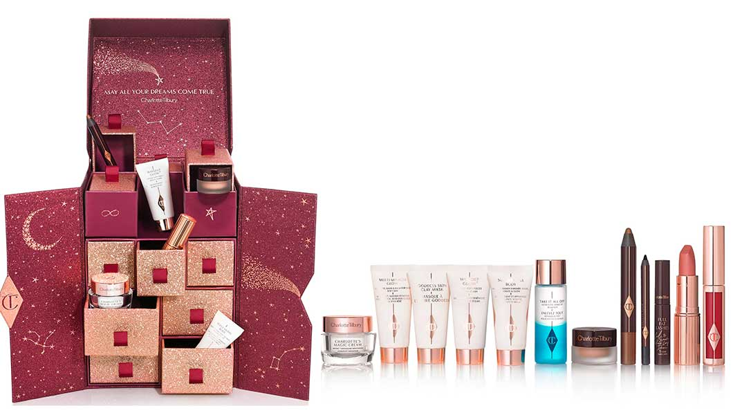 Адвент-календарь Charlotte Tilbury Beauty Universe Advent Calendar