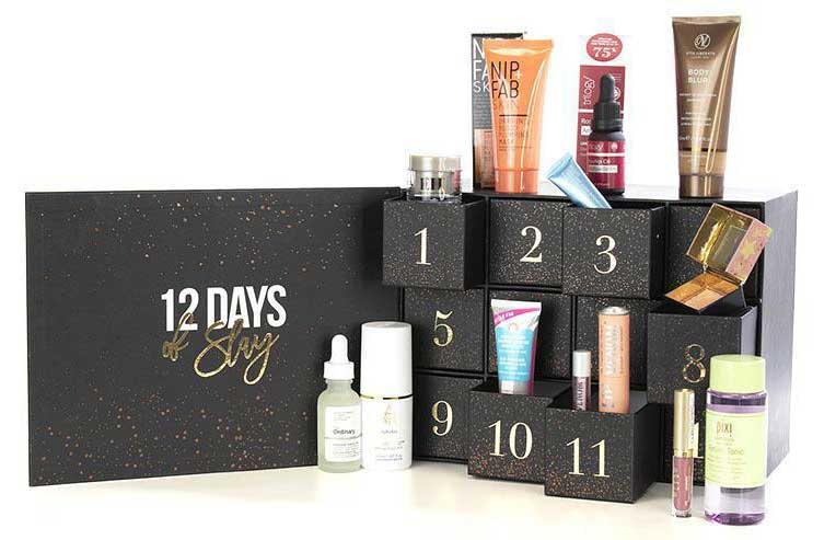Адвент-календарь Cloud 10 Beauty Advent Calendar