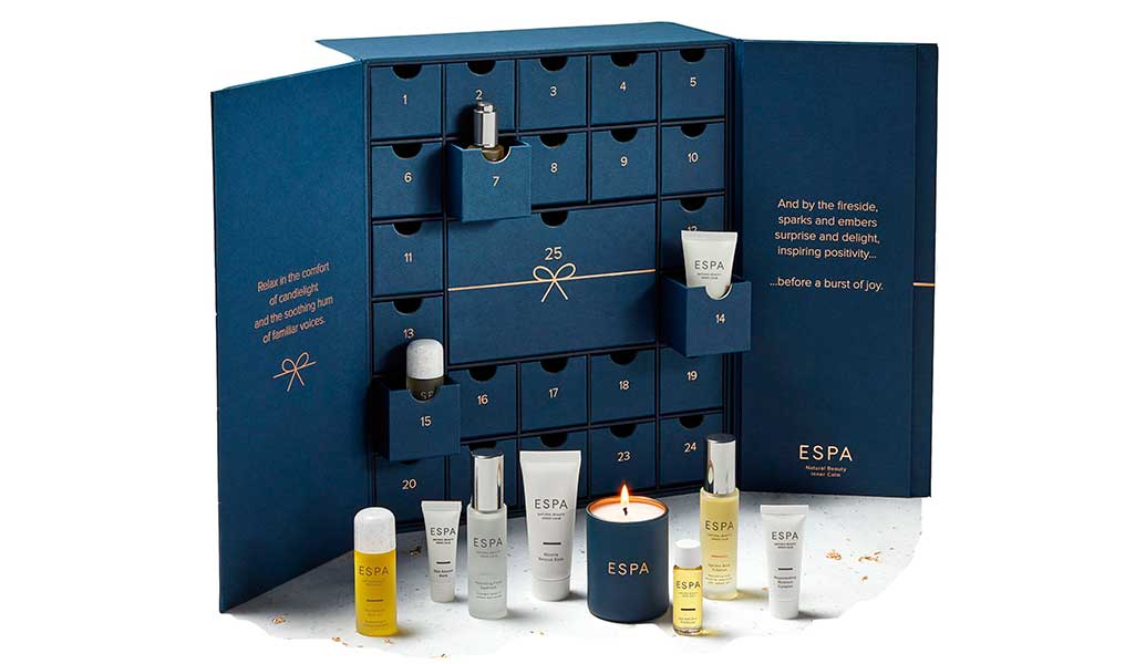 Адвент-календарь ESPA Comfort & Joy Advent Calendar