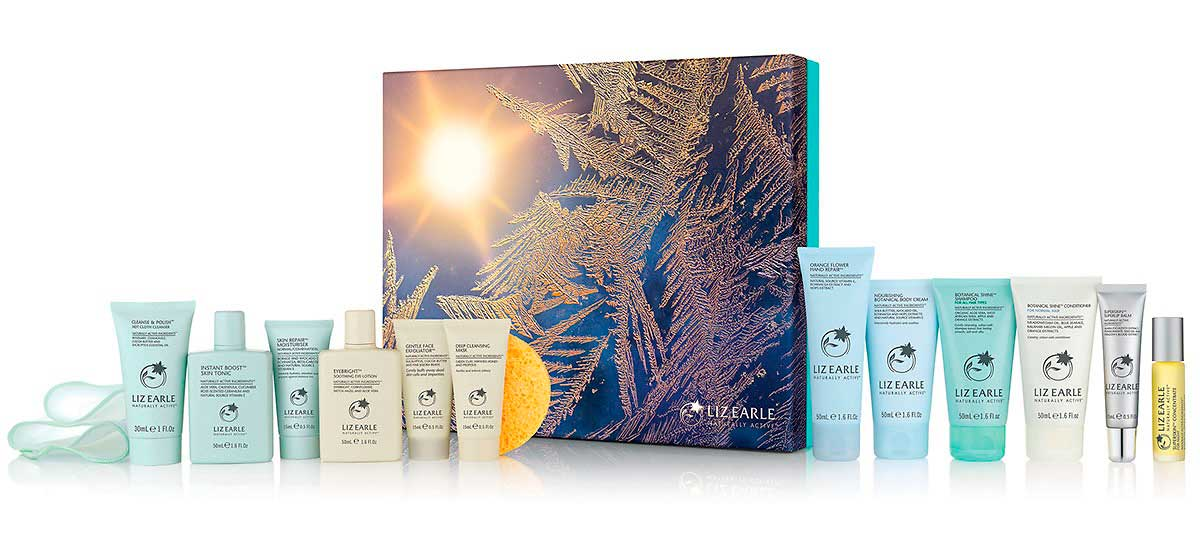 Адвент-календарь The 12 Days of Liz Earle Advent Calendar