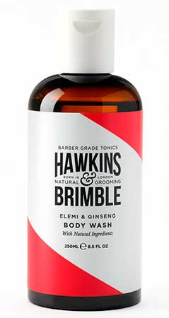 Гель для душа Hawkins & Brimble Elemi & Ginseng Body Wash