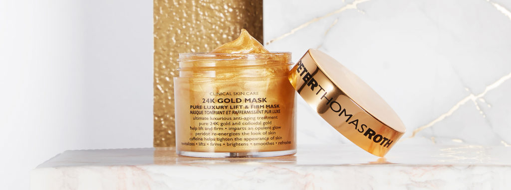 Маска для лица Peter Thomas Roth 24k Gold Mask.