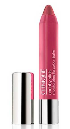 Помада для губ Clinique Chubby Stick Moisturising Lip Colour Balm оттенке Super Strawberry.