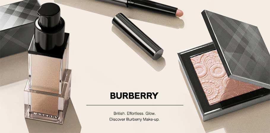 Burberry на Lookfantastic