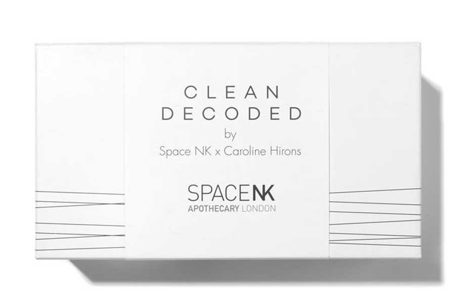 Clean Decoded By Space NK X Caroline Hirons наполнение