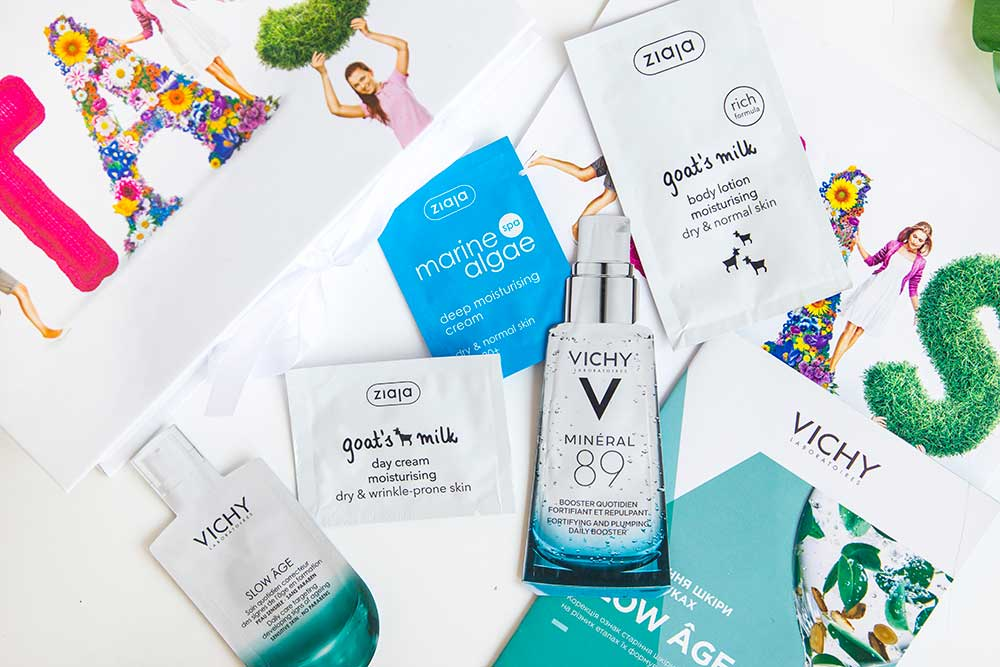 Wonderbox x TAS Beauty Box #3 обзор