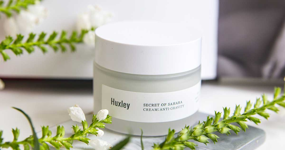 Huxley Secret of Sahara Anti-Gravity Cream отзыв
