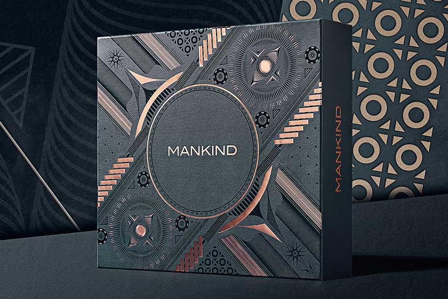 Коробочка Mankind Christmas Collection 2018