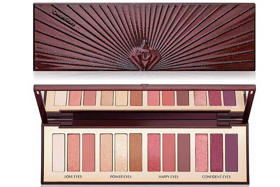 Лимитированная палетка Charlotte Tilbury Stars In Your Eyes Palette