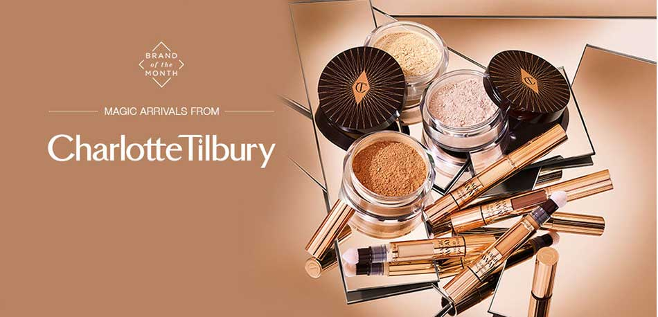 пудра Charlotte Tilbury Charlotte's Genius Magic Powder