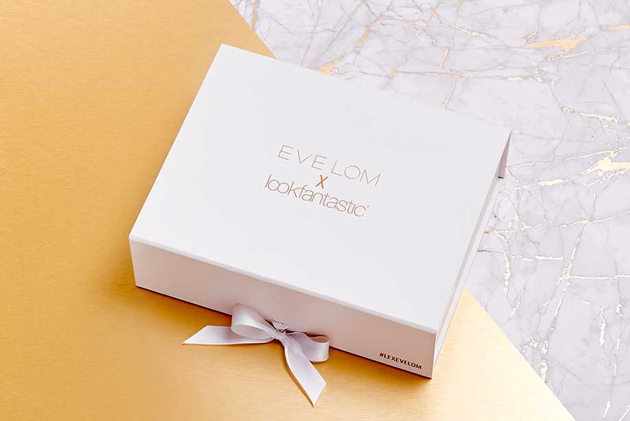 Lookfantastic x Eve Lom Beauty Box наполнение