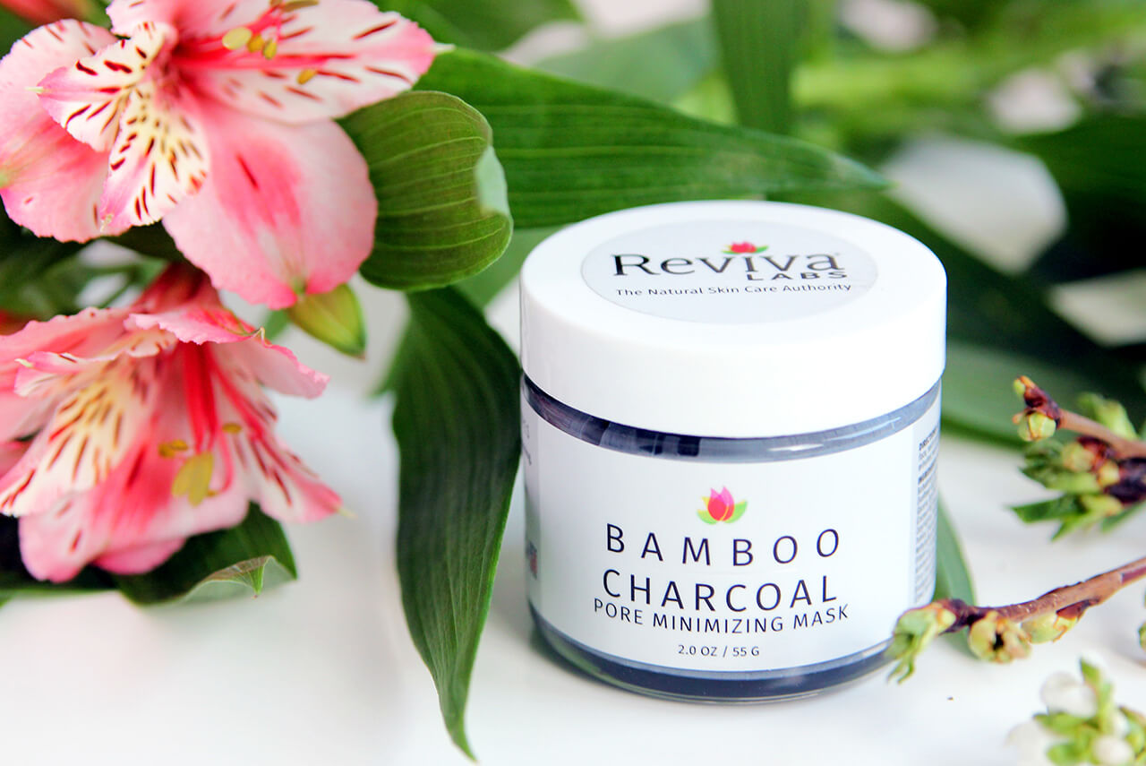 Reviva Labs Bamboo Charcoal Pore Minimizing Mask отзыв