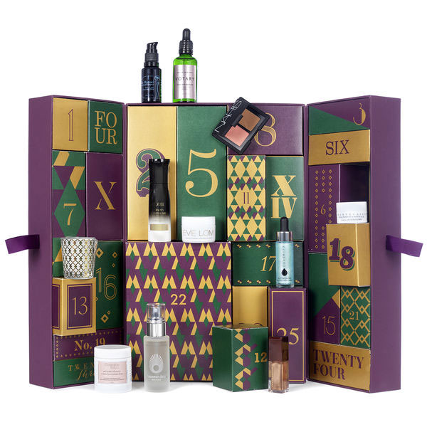 Space NK Advent Calendar 2018 наполнение