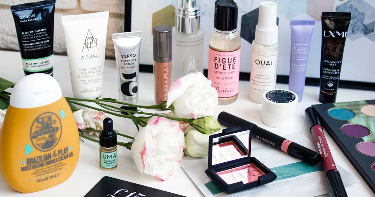 Cult Beauty Global Beauty Goody Bag осень 2018