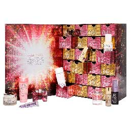Selfridges Glam Sparkle Beauty Advent Calendar наполнение
