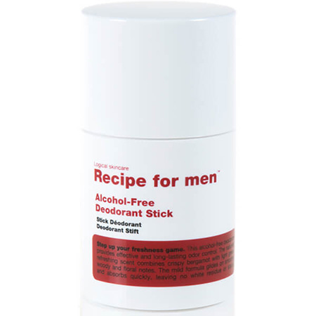 Дезодорант Recipe For Men Deodorant Stick