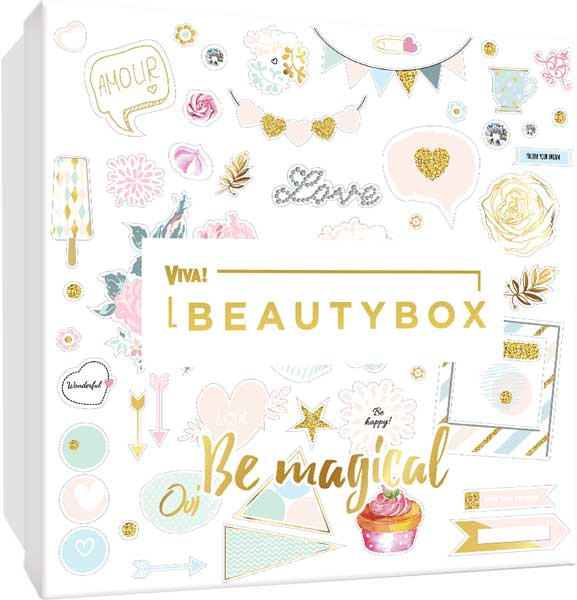 Коробочка Viva! Beauty Box Be Magical