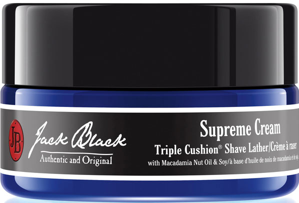 Крем для бритья Jack Black Supreme Cream Triple Cushion Shave