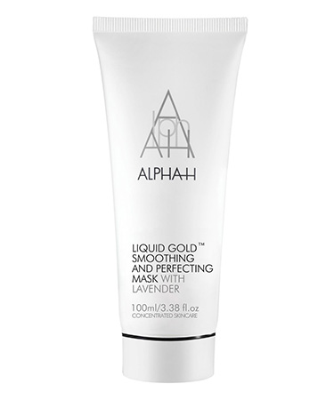 Маска для лица Alpha-H Liquid Gold Smoothing & Perfecting Mask