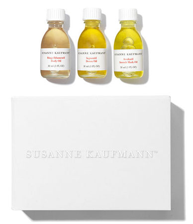 Набор масел Susanne Kaufmann Body Oil Trio