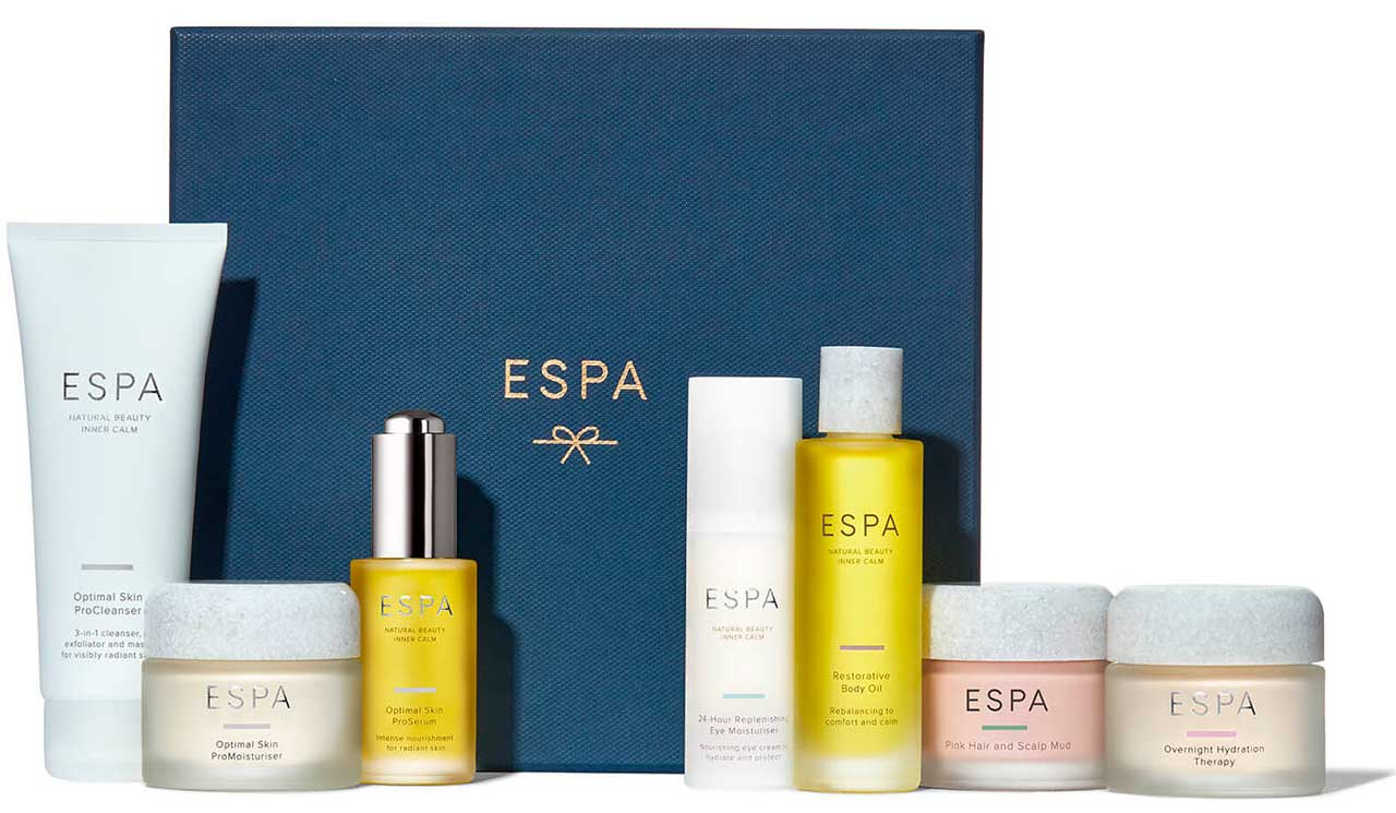Набор ESPA The Heroes Collection