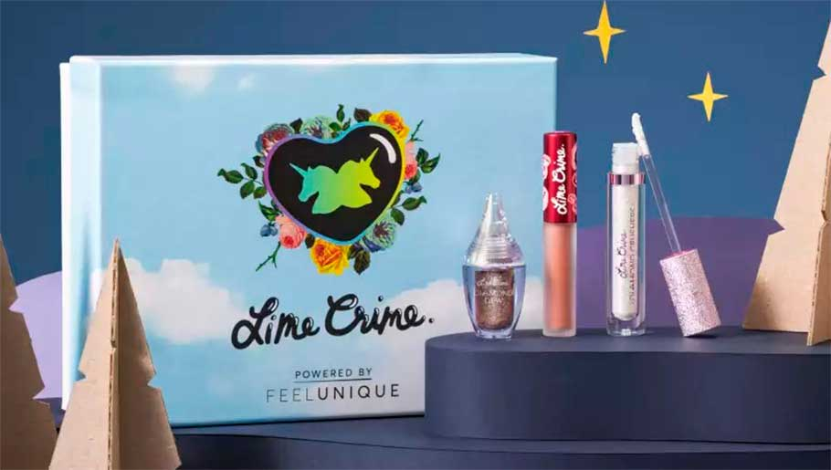 Набор Lime Crime Exclusive Box
