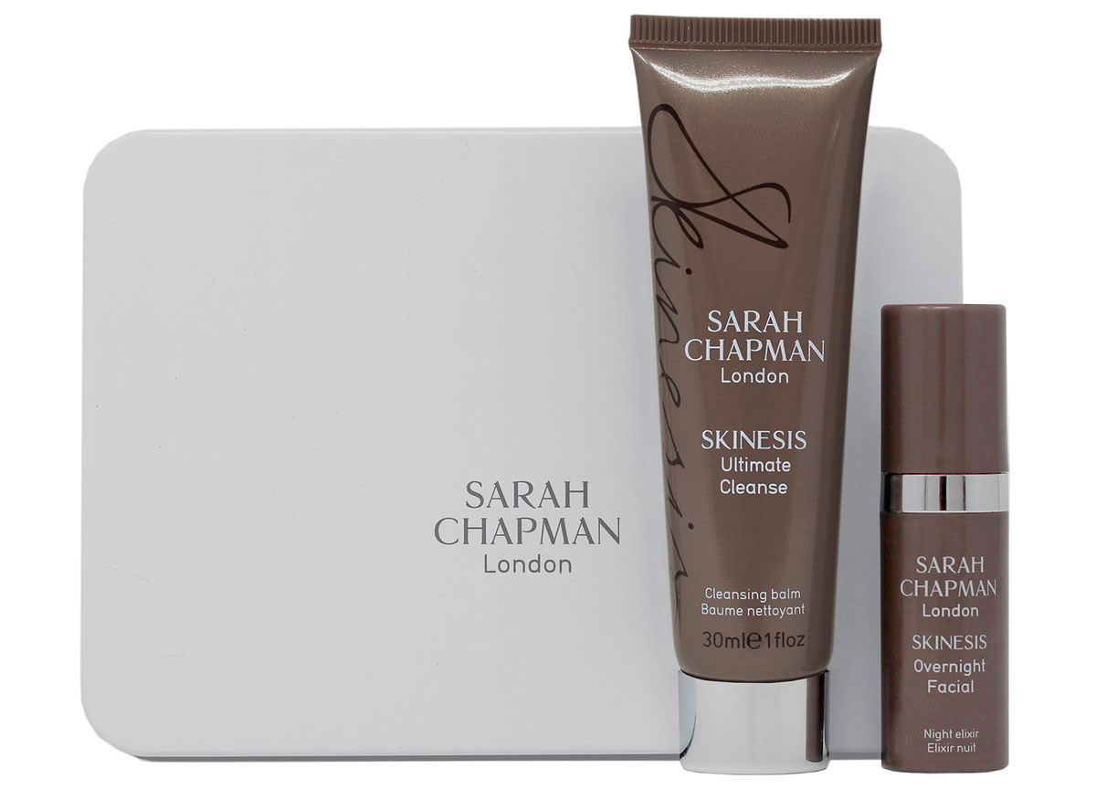 Набор Sarah Chapman The Cleanse and Glow