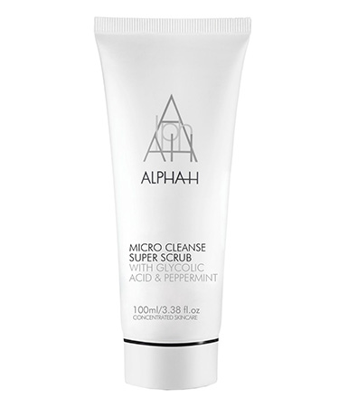 Скраб для лица Alpha-H Micro Cleanse Super Scrub