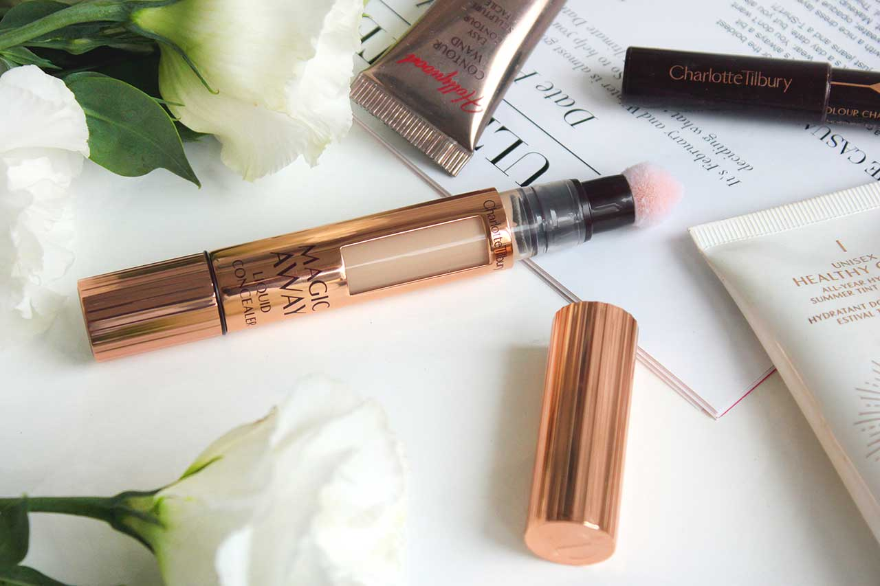 Charlotte Tilbury Magic Away Liquid Concealer отзыв
