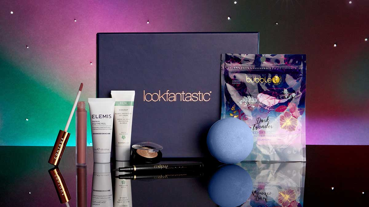 Lookfantastic Beauty Box November 2018 наполнение