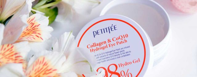 Petitfee Collagen & CoQ10 Hydrogel Eye Patch отзыв