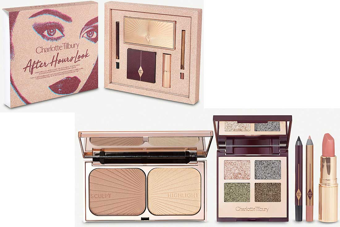 Набор Charlotte Tilbury After Hours Look Gift Box