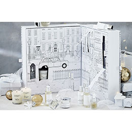 The White Company Beauty Advent Calendar 2018 наполнение