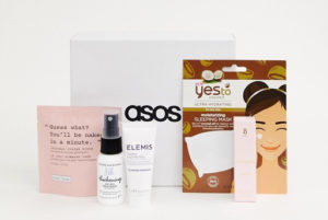 Бьюти-бокс ASOS Ultimate Gifting Box