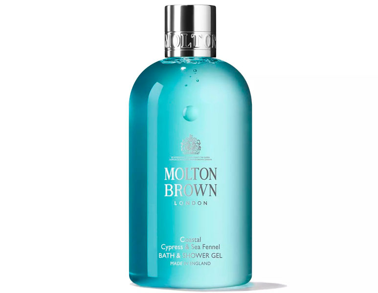 Гель для душа Molton Brown Coastal Cypress & Sea Fennel