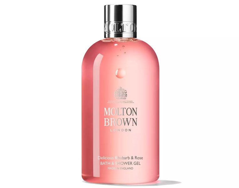 Гель для душа Molton Brown Delicious Rhubarb & Rose