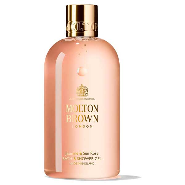 Гель для душа Molton Brown Jasmine & Sun Rose