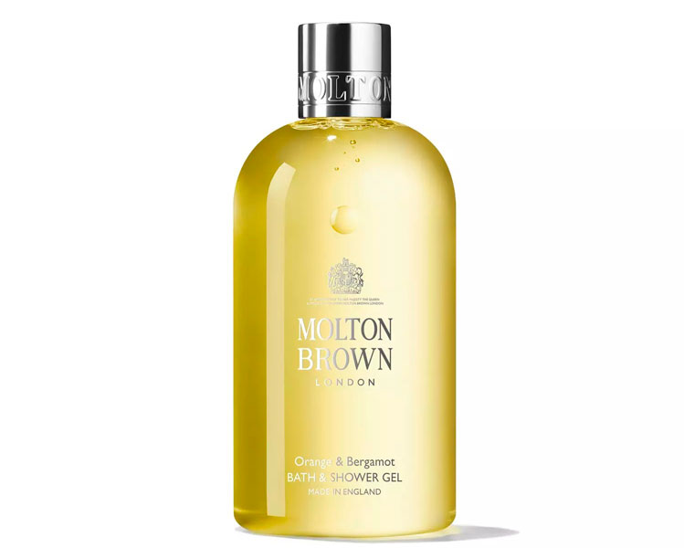 Гель для душа Molton Brown Orange & Bergamot