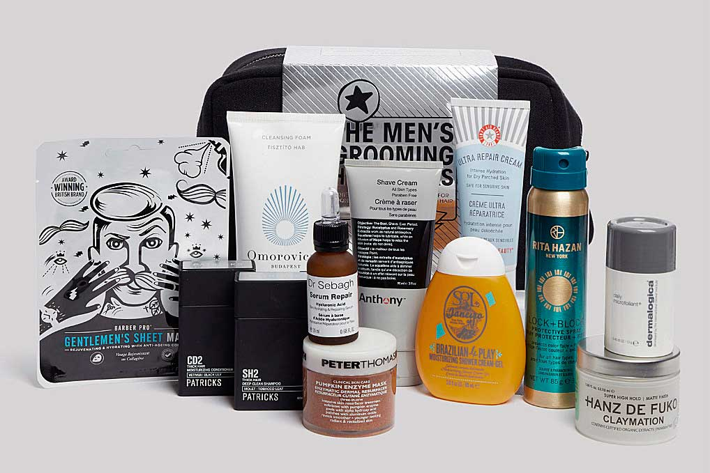 Набор для мужчин Selfridges The Men's Grooming Headliners Bag