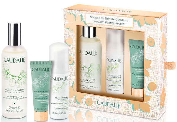 Набор Caudalie Beauty Secrets Set