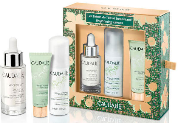 Набор Caudalie Brightening Heroes Set