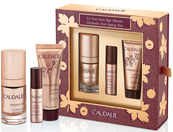 Набор Caudalie Premier Cru Ultimate Anti-Ageing Trio