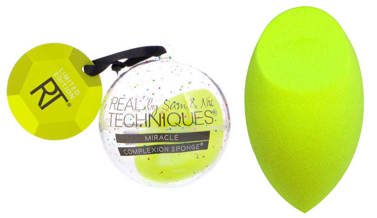Набор Real Techniques Miracle Complexion Sponge Ornament