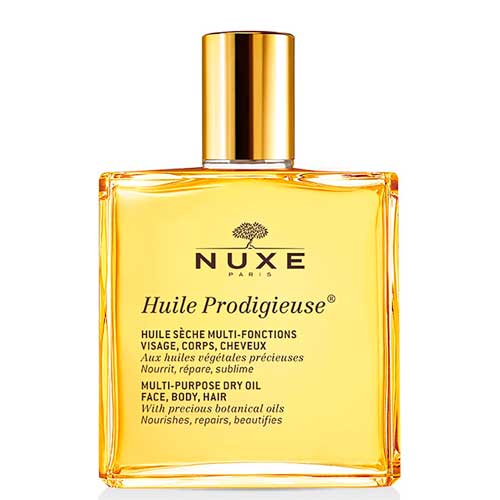 Сухое масло Nuxe Huile Prodigieuse Multi-Purpose Dry Oil